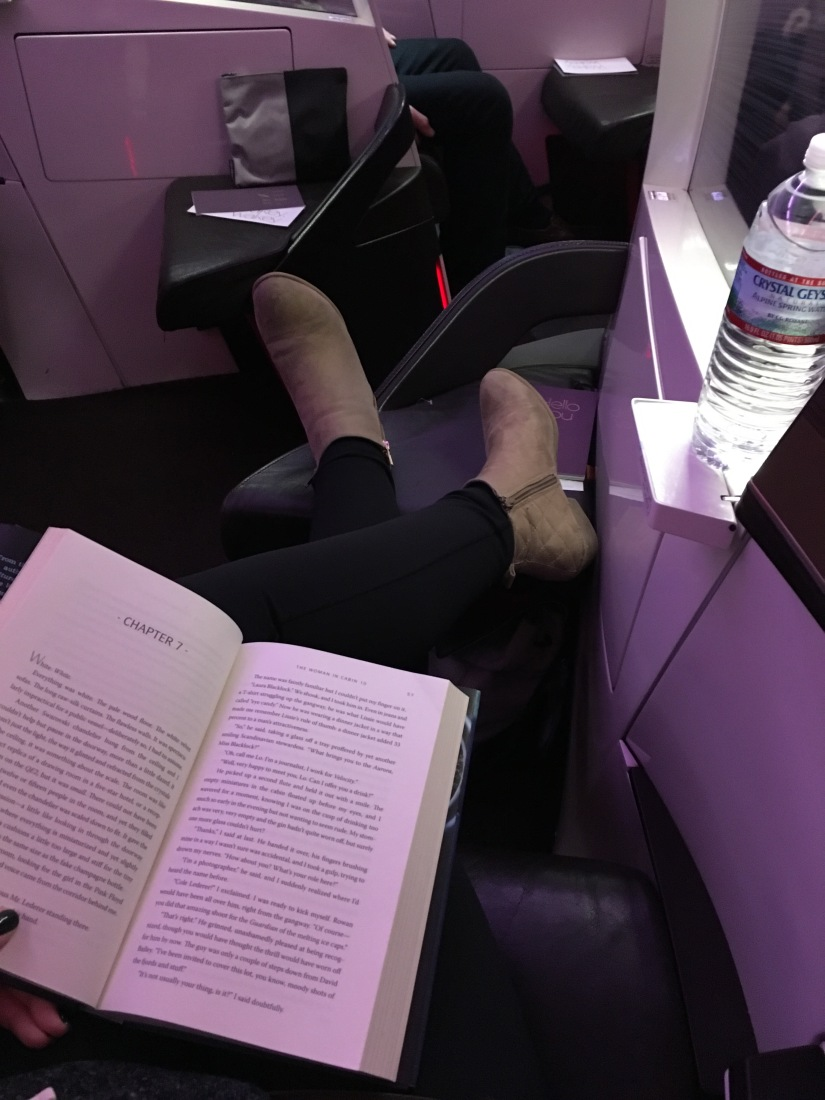 An Overnight Upper Class Flight from DTW to LHR on Virgin Airlines: A Review
