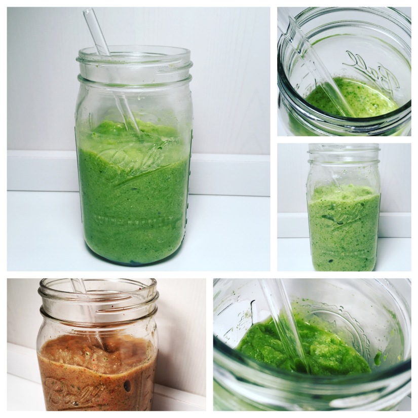 Simple 7 Green Smoothie Challenge