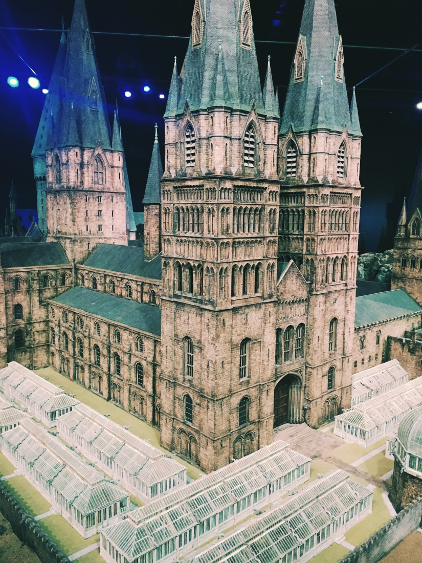 The Warner Bros. Harry Potter Studio Tour